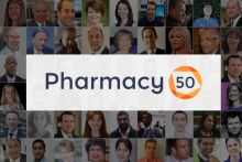 C+D readers cast more than 117,000 votes on the Pharmacy 50 app between March 28 and April 25