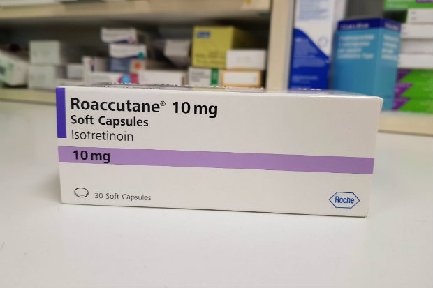 Roaccutane side effects
