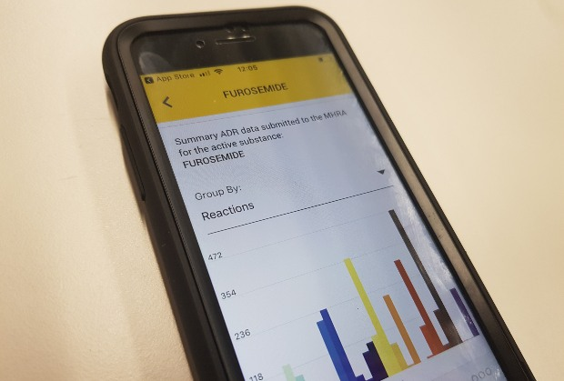 Yellow card app
