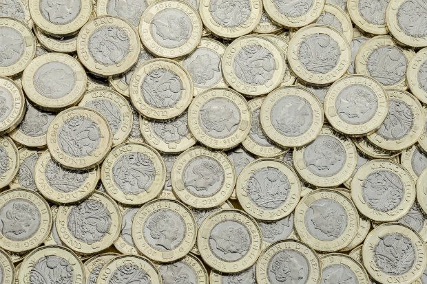 New pounds coins