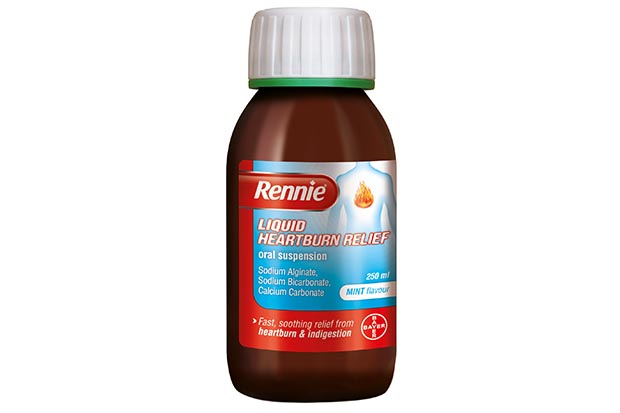 Rennie Liquid Heartburn Relief