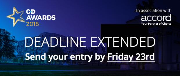 C+D deadline extended banner