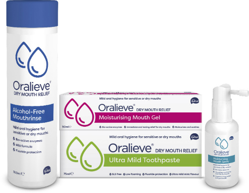 Oralieve products
