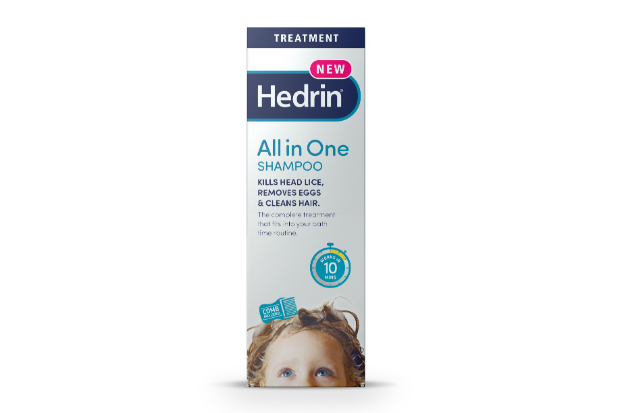 Hedrin shampoo