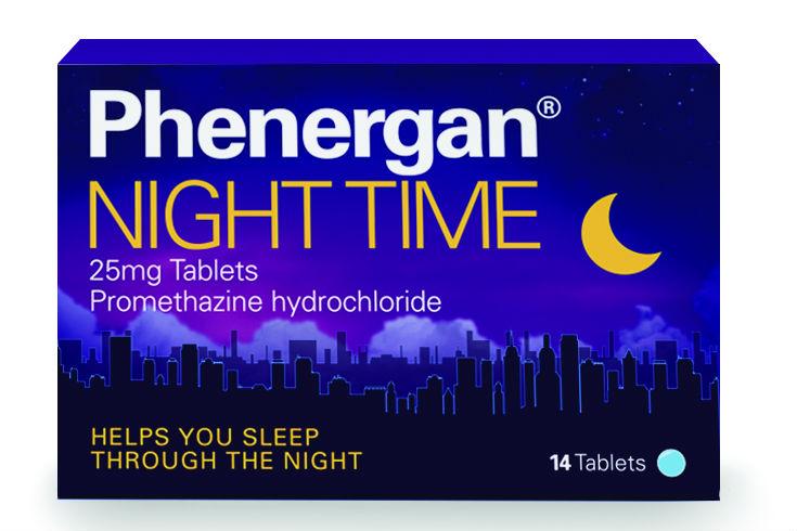 Phenergan Night Time