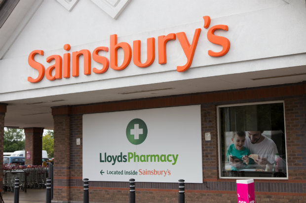 Lloydspharmacy in Sainsbury's
