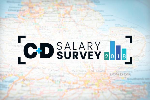 salary survey map