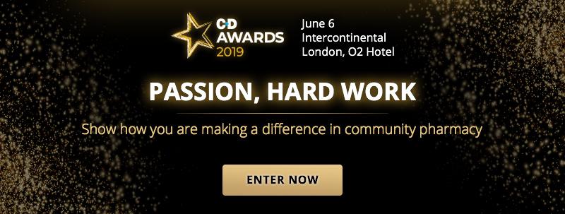 C+D Awards banner