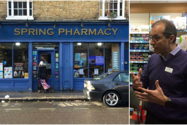 Raj Radia Spring Pharmacy
