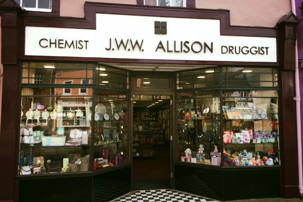 JWW Allison pharmacy