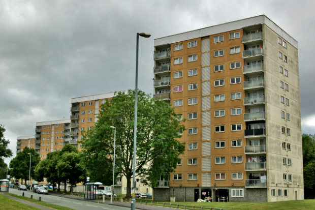 Deprived Birmingham