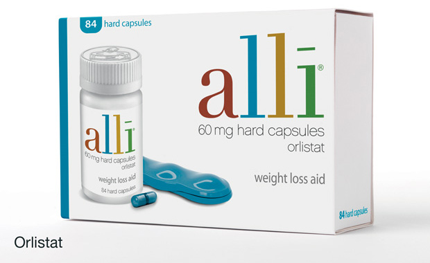 Weight Loss Aid Back In Pharmacy Chemist Druggist