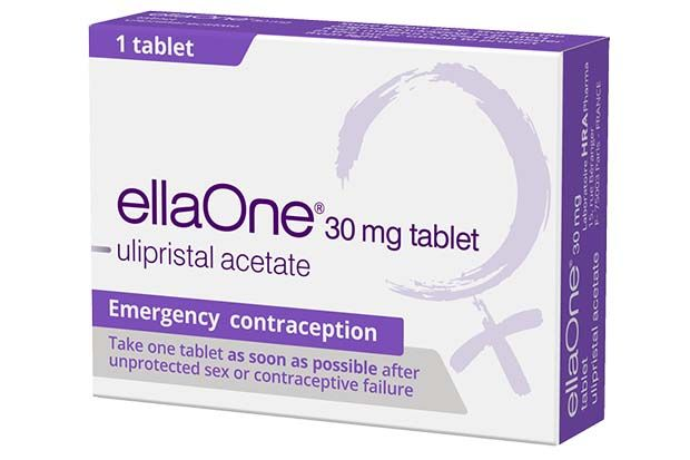 EllaOne tablet