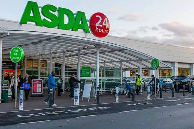 Sainsbury's says Asda merger could result in some store sell-offs