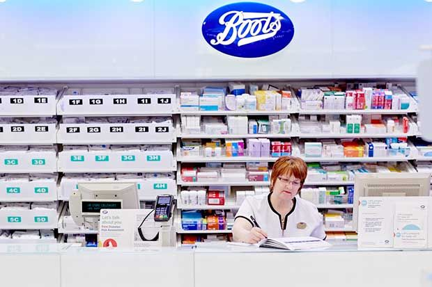Boots: The service is an example of pharmacists using their clinical skills to support patients' health