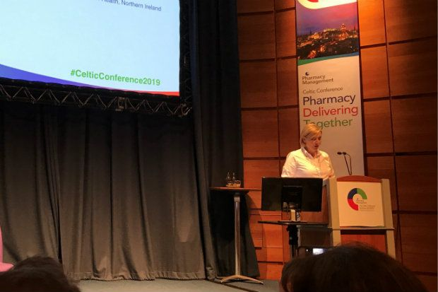Cathy Harrison: We need to consider implications of pharmacists moving into GP practices