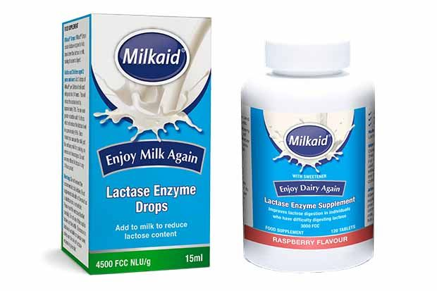 Crosscare Milkaid Tablets and Drops