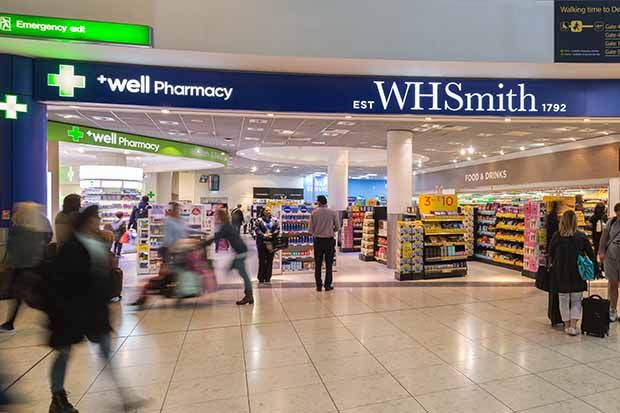 Well: Travellers can buy pharmacy medicines and can access healthcare advice