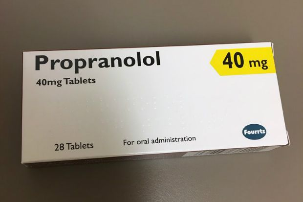 """Martin White (3062R) said propranolol was """"side by side"""" with prednisolone on the dispensary shelf"""