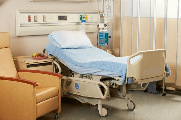 Nosocomial infections often occur in hospital