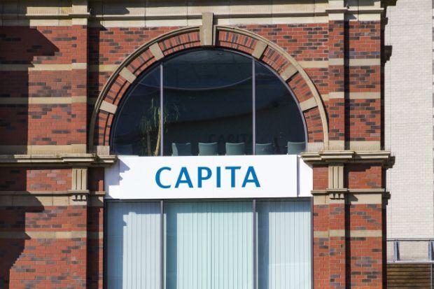 Capita building