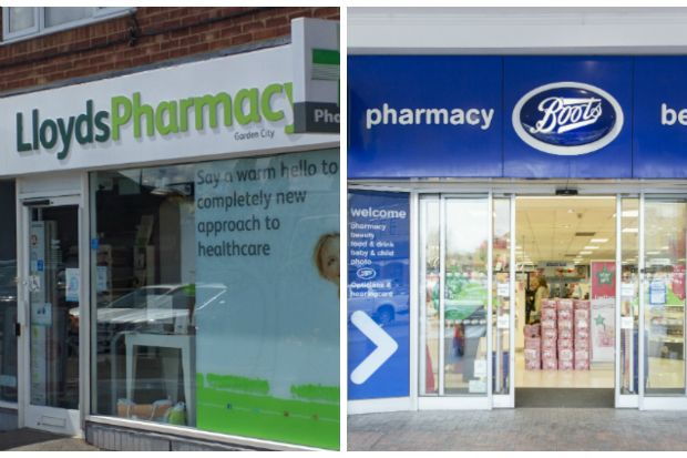 Some Boots and Lloydspharmacy branches will be FMD compliant by February 9