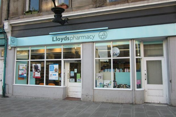 Lloydspharmacy Crighton Place, Edinburgh (Credit: The Local Data Company)