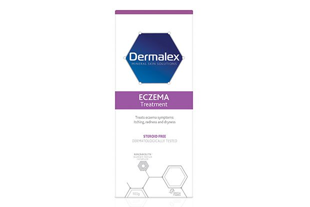 dermalex tv perrigo skincare eczema acne psoriasis rosacea