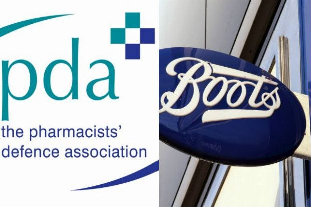 Just 266 Boots pharmacists voted not to be represented by the PDA Union