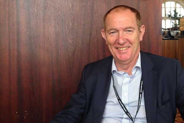 Kevin Barron: I am not passing the buck. That is the reality of the situation