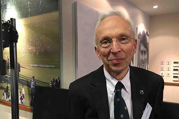 RPS faculty chair Peter Kopelman