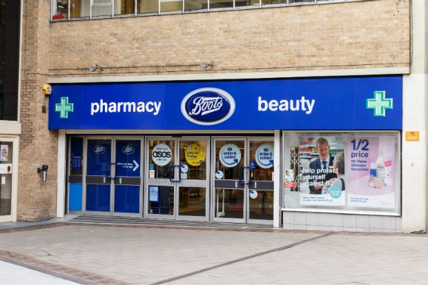 Boots aims to help raise awareness that HPV is a male, as well as a female, health issue