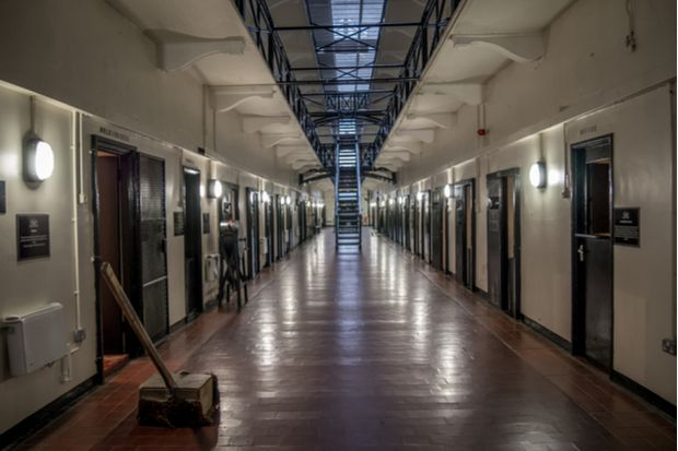 """When people think of prisons, we think of the sitcom Porridge – but it's not like that."" (Picture credit: Nieuwland Photography / Shutterstock.com)"