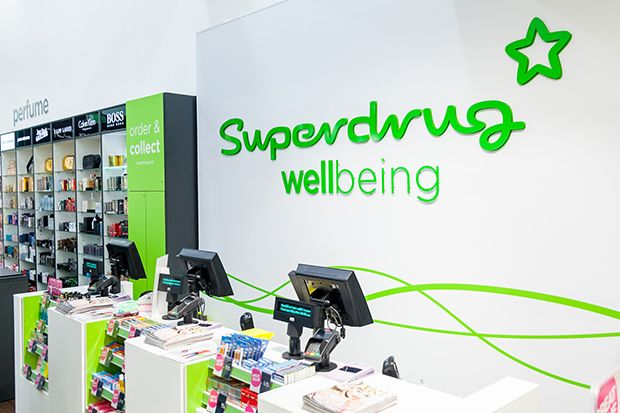 Superdrug Chicken Pox Jab