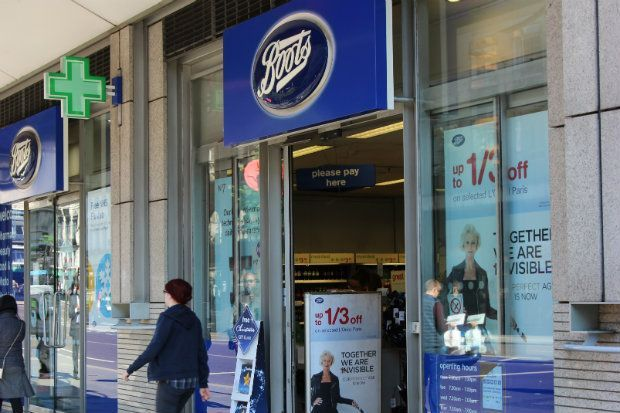 Boots' managing director: Among our pharmacists we have a positive pay gap for women