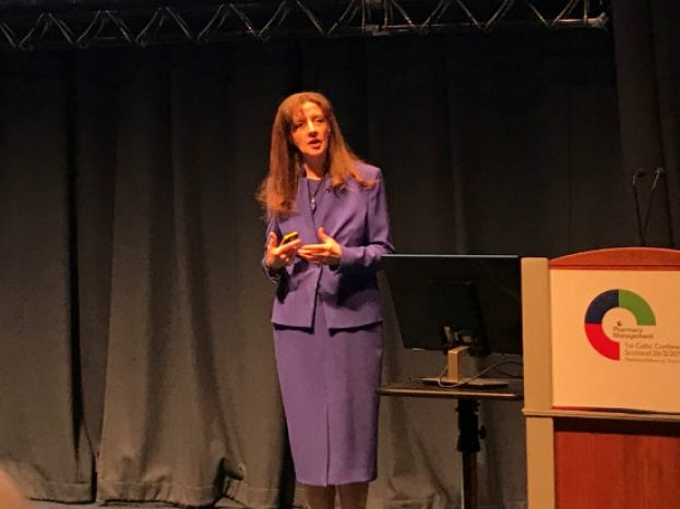 Rose Marie Parr: I also worry about career development for pharmacy technicians and support staff