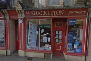 The Shackleton branch in Abergavenny is relocating to offer more services (Credit: © 2017 Google, image capture: April 2017)