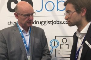 Harry McQuillan (left): Pharmacists should make a decision based on the context