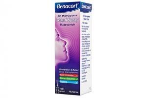 Benacort hay fever nasal spray
