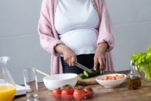 Is the common belief that pregnant women need to 'eat for two' true?