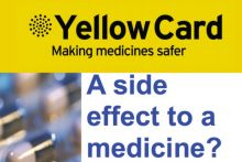 The MHRA is keen to improve yellow card reporting in community pharmacy