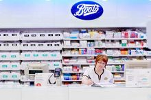 Boots chickenpox service in 30 branches