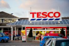 Tesco said it expects around 90 stores to close their food counters
