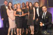 The Bedminster Pharmacy team picked up four C+D Awards in total
