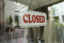 DH's original figure of 134 closures took account of 22 openings over same period