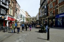 YouGov: 97% of over-65s want a pharmacy on their ideal high street