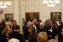 The PDA launched its charter in the House of Commons last week (December 5) (image credit: PDA)