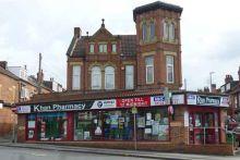 Mr Saeed-Khan's pharmacy in Harehills, Leeds (Credit: Local Data Company)
