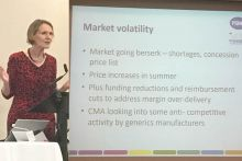 Sue Sharpe: 15p advance payment rise alleviated worst of the cash flow dip for some