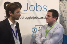 Well's Dan Sheldon (right): Our app operates to same standards as our pharmacies